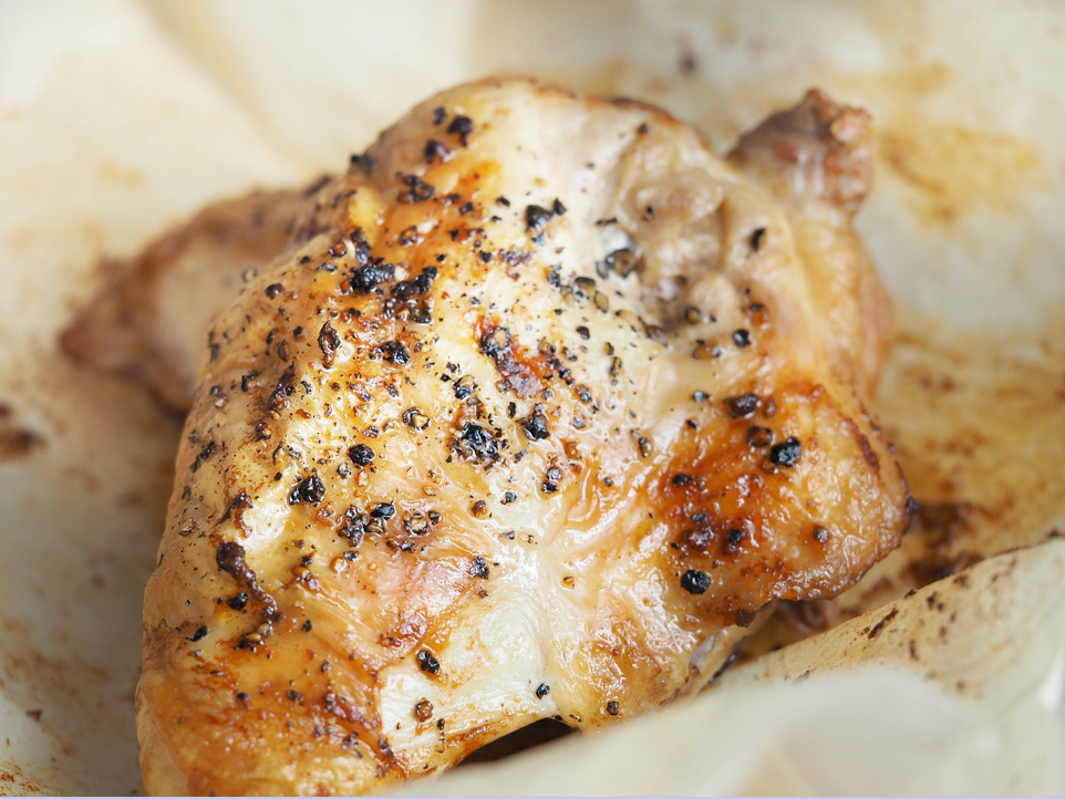 Easy Honey Glazed Chicken Recipe By Max Lami