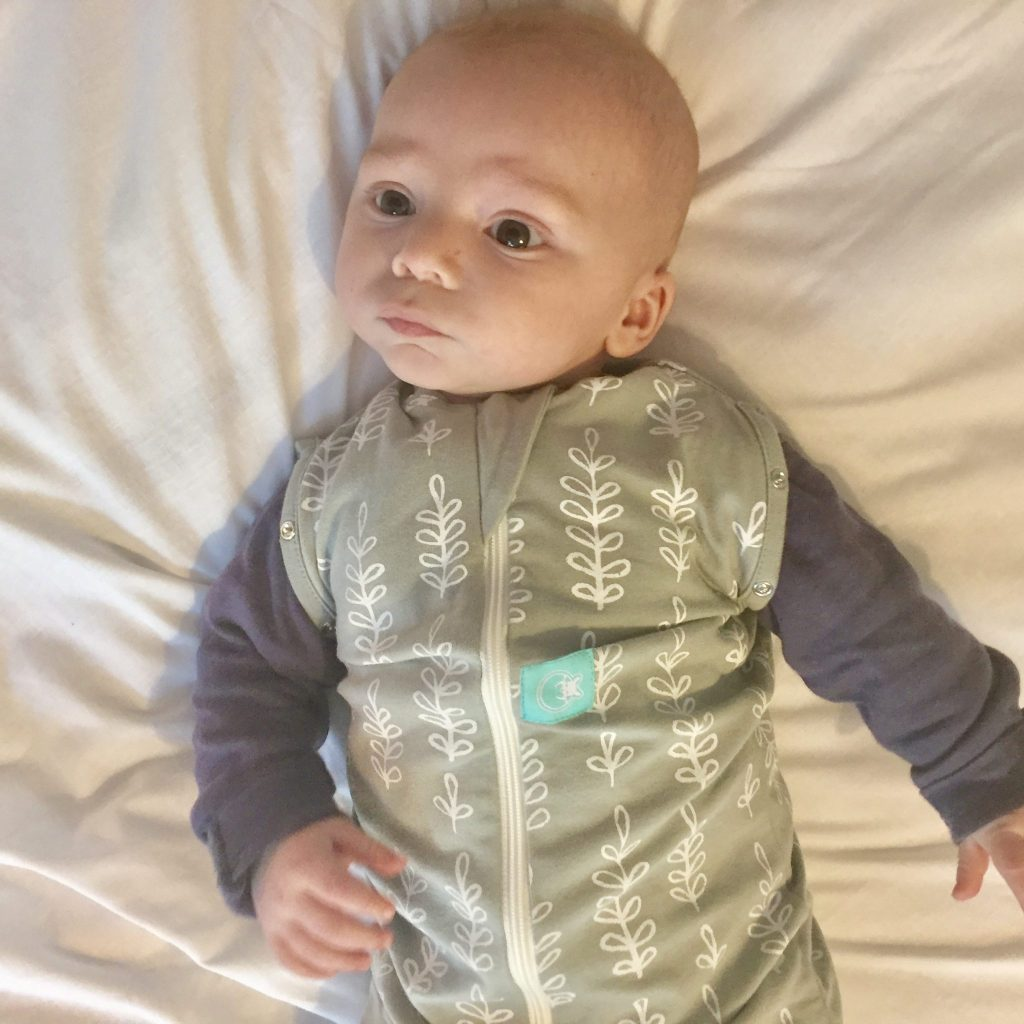 The New Summer ErgoCocoon From ErgoPouch – The Easy Way To Swaddle