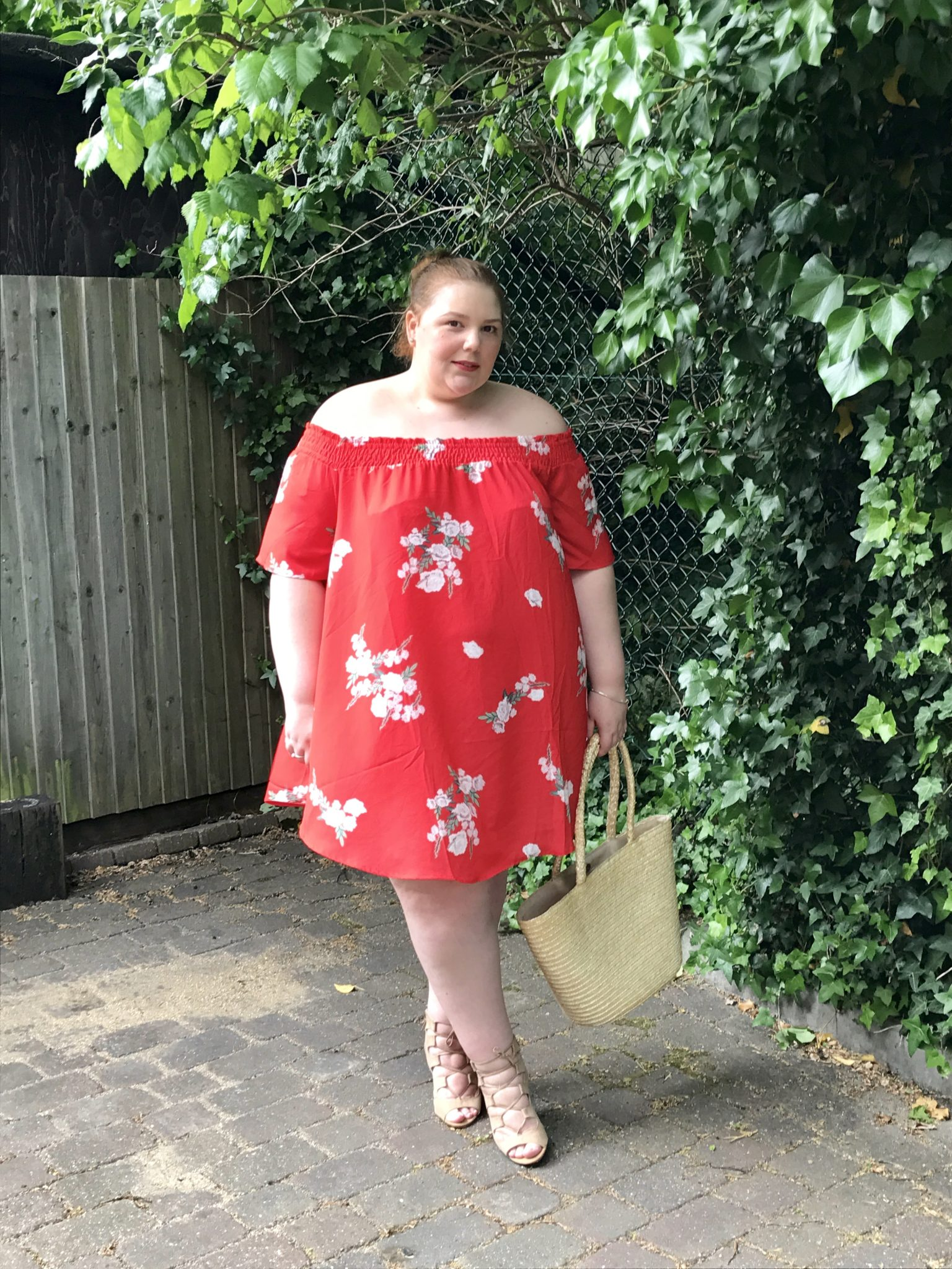 Pink Summer Collection - plus size