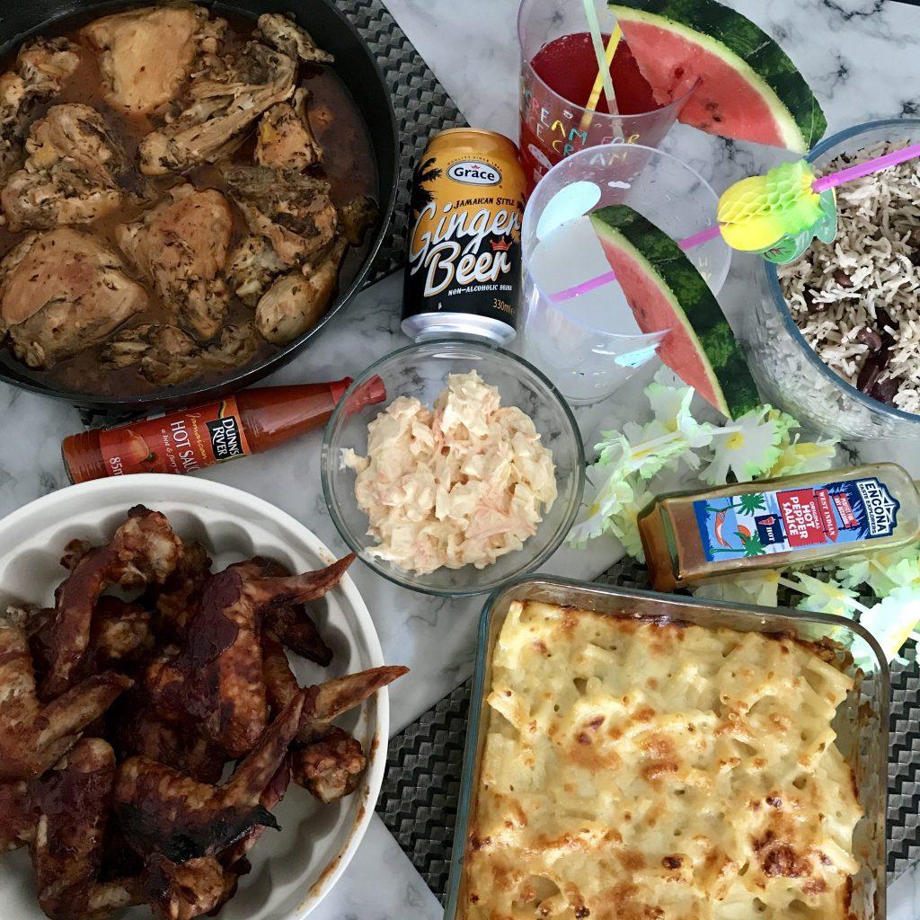 Caribbean Food Week – Brown Stew Chicken Recipe #CFW2017