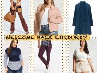 Welcome Back Corduroy