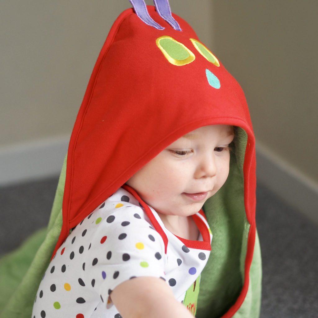 The Very Hungry Caterpillar Babywear Range Has Arrived