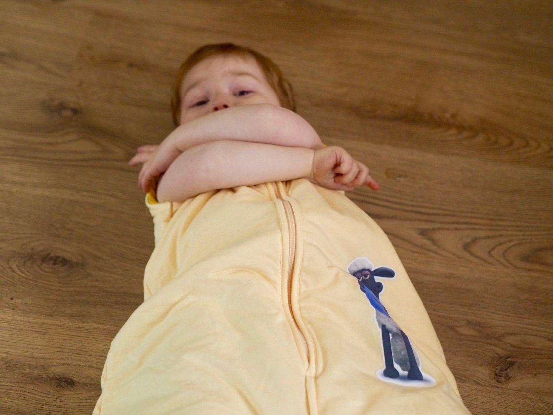 Shaun the Sheep Sleeping Bag From Slumbersac