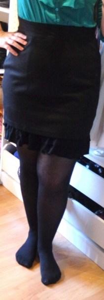 ongemakkelijk@work: Korte rok