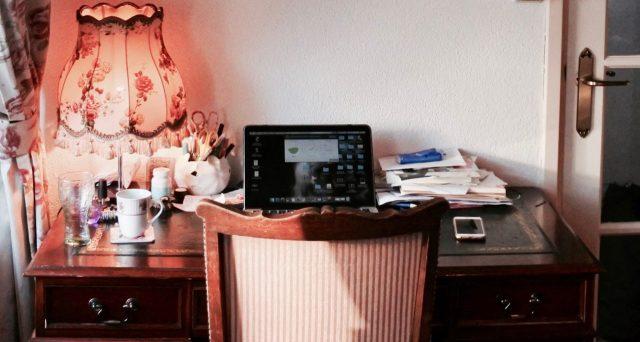 Fulltime schrijven en hoe mijn dagen er uitzien
