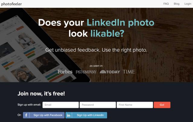 LinkedIn foto anoniem laten beoordelen