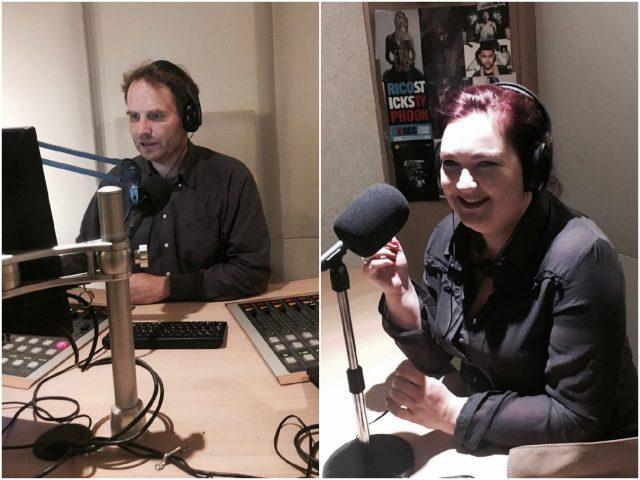 Mijn interview bij radio Amsterdam