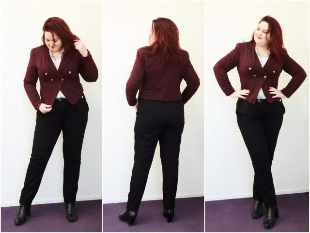 Mijn werkkleding van week 47