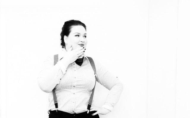 De grens tussen jezelf blijven en je werkkleding aanpassen