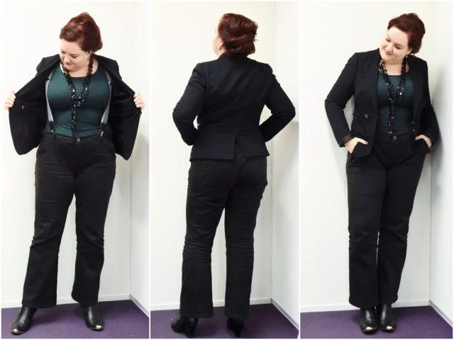 Als vrouw 1 week bretels dragen