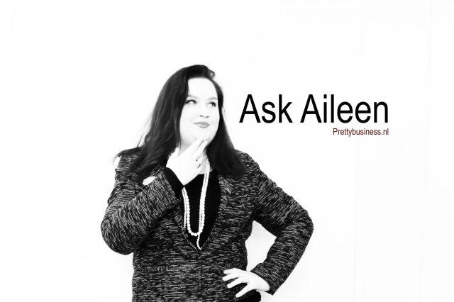 Ask Aileen - solliciteren met of zonder baard