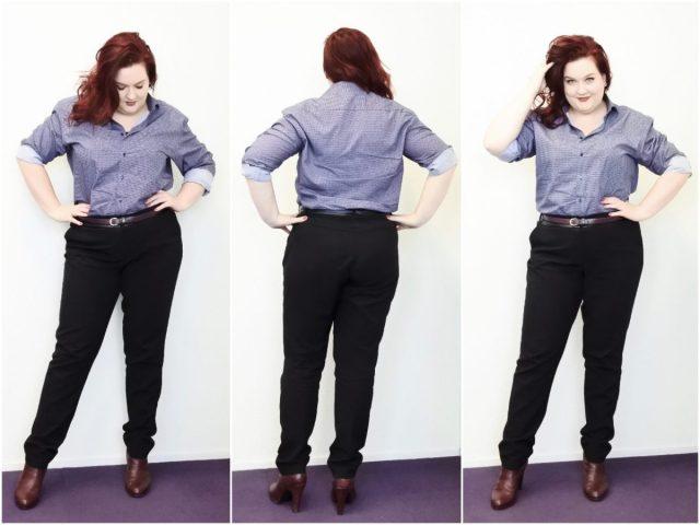 Zó draag je als vrouw een heren overhemd