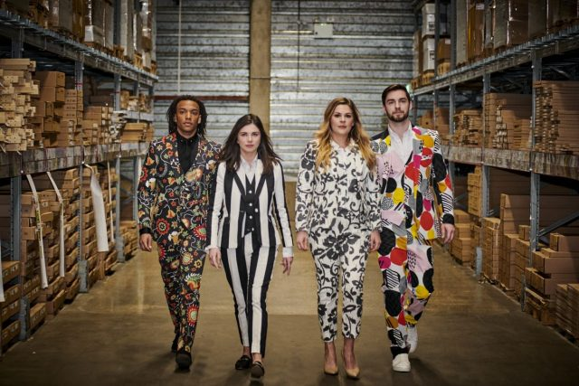 Ikea lanceert limited edition pakkenlijn