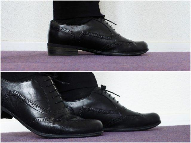 Voor het eerst op lage schoenen naar kantoor: hoe was dat?