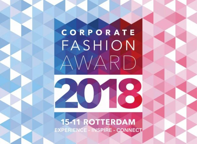 Ik zit in de jury van de Corporate Fashion Award!