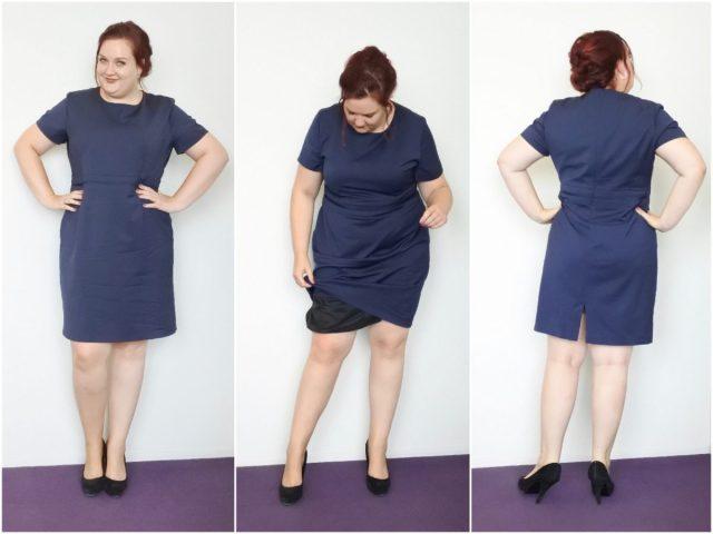 Zakelijke jurk met verkoelend effect: werkt het?