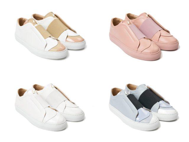 Syrische vluchteling lanceert business proof sneakerlijn
