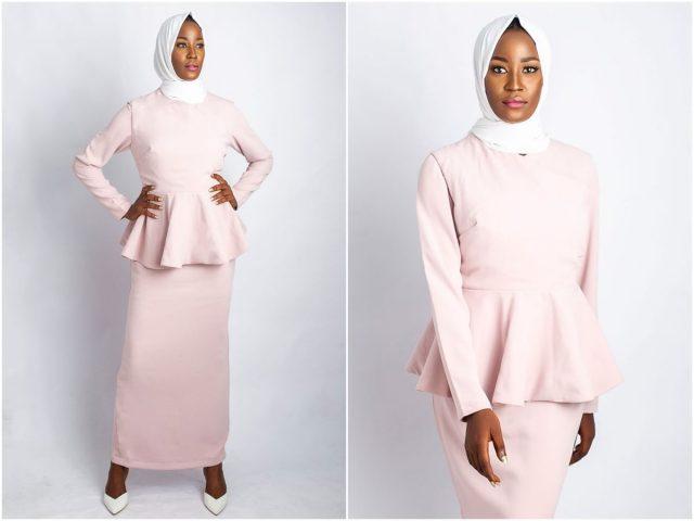Nufaesah komt met zakelijke mode voor moslima's