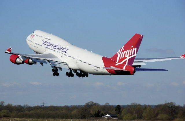 Virgin Atlantic schaft make-up als dresscode af