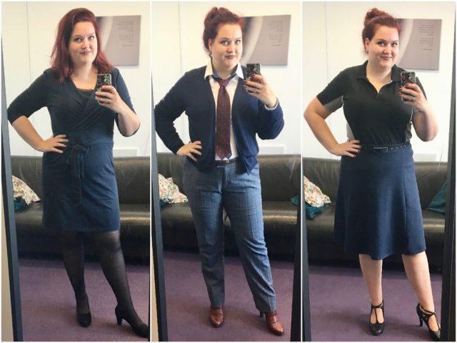 Dit droeg ik in juni op kantoor