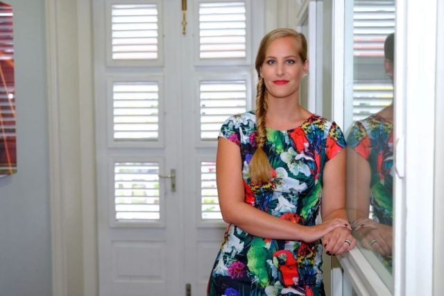 ''Bonairianen zijn dol op nette werkkleding en uniformen''