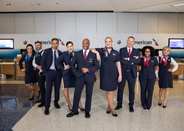 Nieuwe bedrijfskleding American Airlines ligt nu al onder vuur
