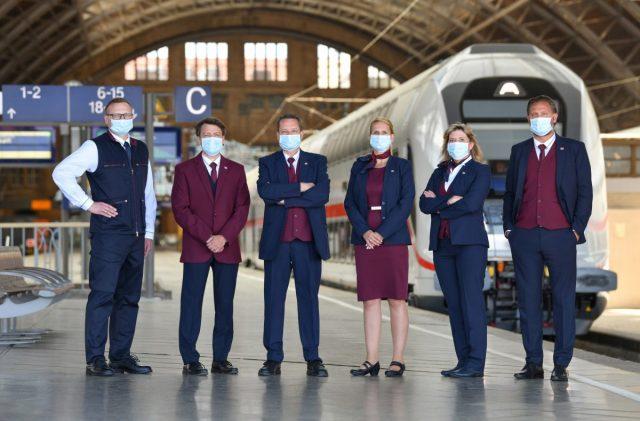 Nieuwe bedrijfskleding voor spoorwegmaatschappij Deutsche Bahn