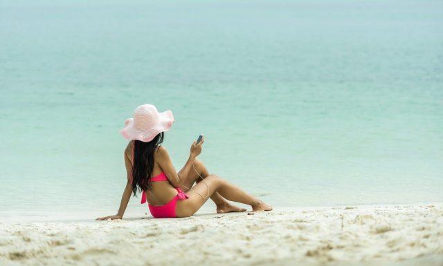 Zijn artsen in bikini onprofessioneel?