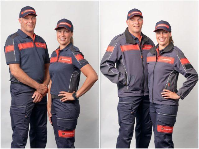 Brandweer draagt vanaf volgend jaar dit uniform