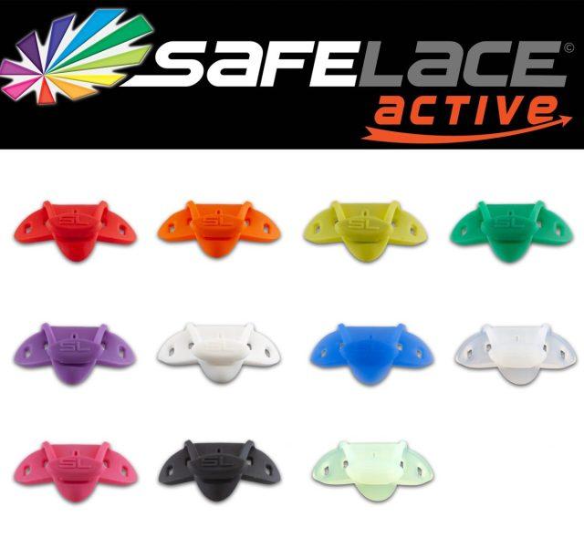 Safe Lace is dé uitvinding tegen veters die loszitten