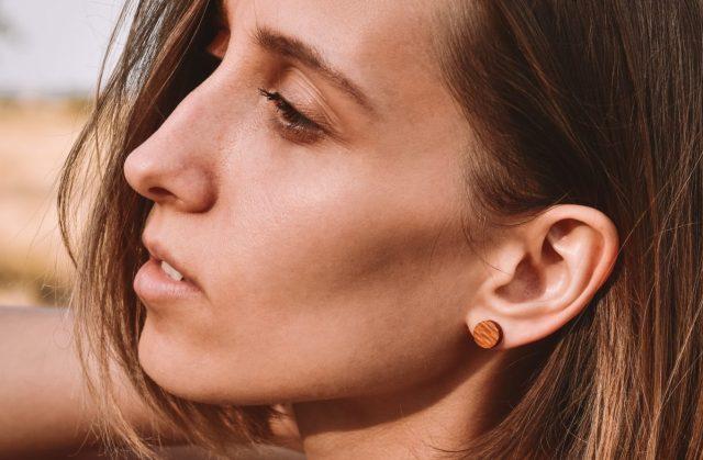 sportieve oorbellen