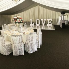 Wedding Chair Cover Hire Chesterfield Key West Chairs Covers Pretty In Sheffield Yorkshire Venue Decoration