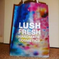 LUSH haul - Easter bathbomb bliss