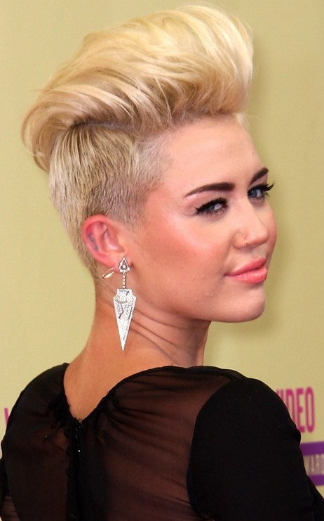 Quiff Hairstyle Female : quiff, hairstyle, female, Womens, Quiff, Haircut,, Great, Style!