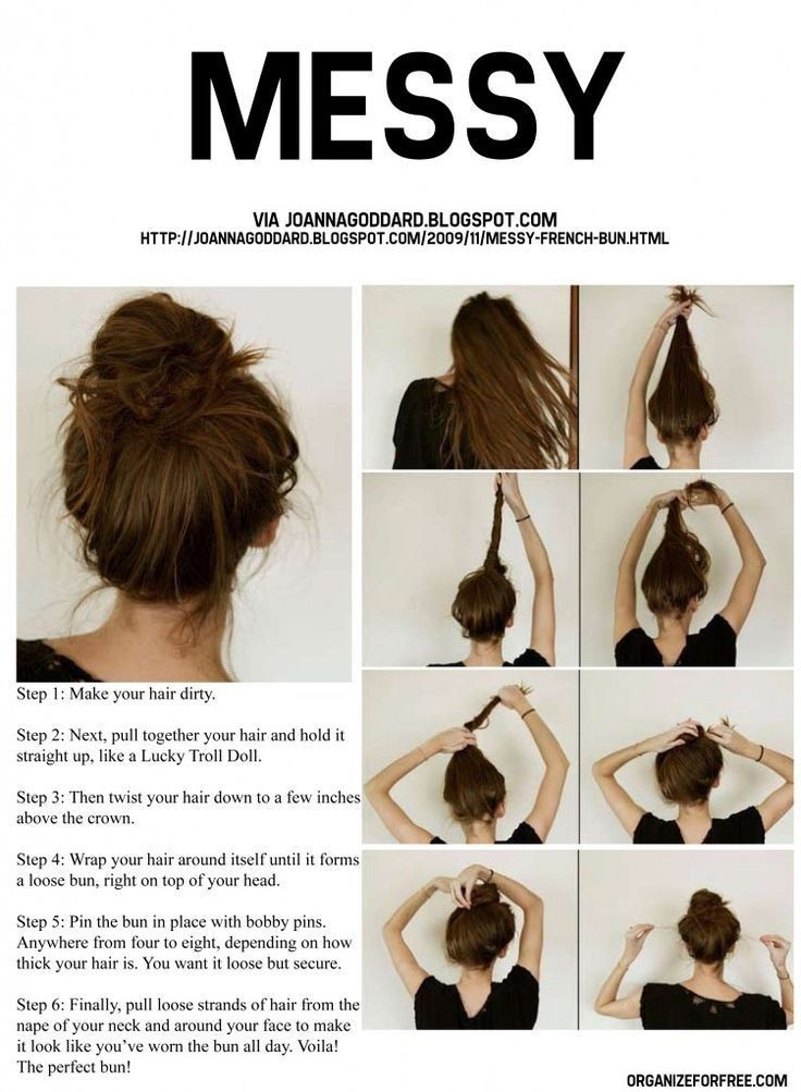 Cool Hairstyles Up 7 Easy Step By Step Hair Tutorials For Beginners Pretty