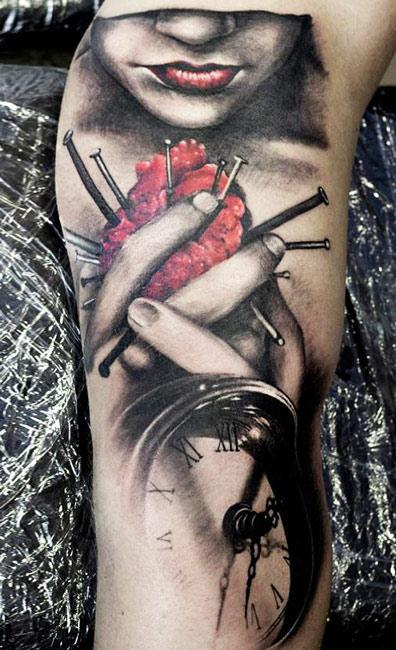 Edgy Tattoo Designs : tattoo, designs, Amazing, Tattoo, Designs, Fashionistas, Pretty