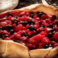 Mascarpone Berry Tart