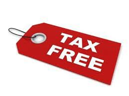 Tax Free Weekend for Back to School