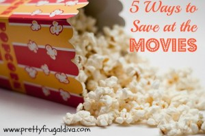 5 ways to save at the movies