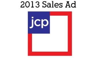 J C Penney Black Friday 2013 Sales Ad