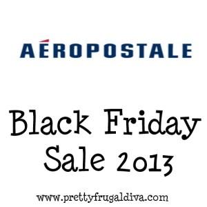 aeropostale black friday 2013