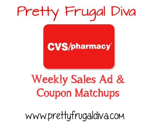 CVS Weekly Sales Ad & Coupon Matchups 3/23 – 3/29