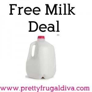 free milk deal