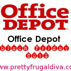 office depot black friday 2013