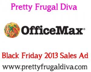 officemax black friday 2013
