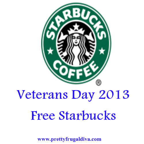 Veterans Day: Free Coffee