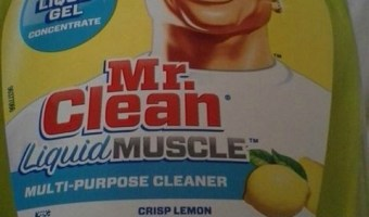 Sponsored Post :5 Things You Can Clean with Mr. Clean
