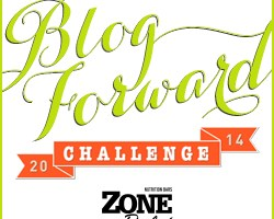 Blog ForwardChallenge: 30 Pounds Down -Better Choices Still Needed + Giveaway