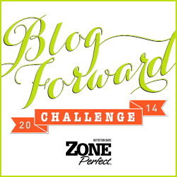 Blog Forward Badge