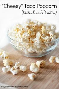 doritos  popcorn